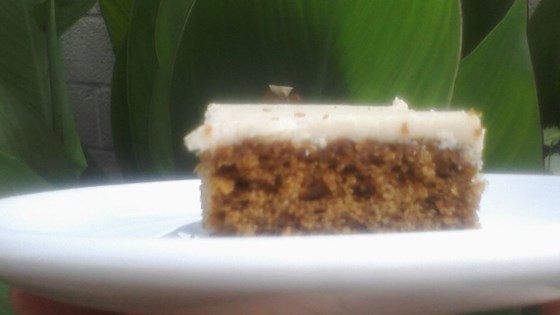 Photo of Frosted Molasses Bars by Mary Beth