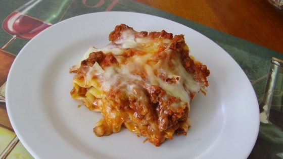 beefy lasagna roll ups review by ljyordy