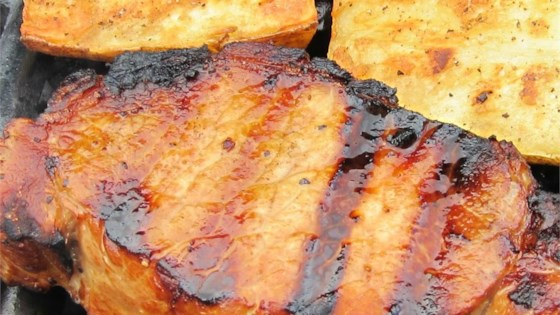 Photo of Best Grilled Pork Chops by goodeats