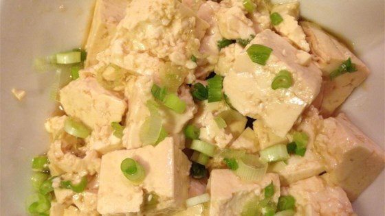 Photo of Quick and Easy Tofu Salad  by Katrina Sherman Opgenorth