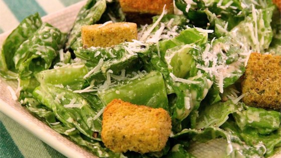 Photo of Easy Creamy Caesar Salad Dressing by Angielin