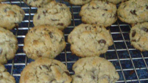 Photo of Chocolate-Coconut Lunchbox Cookies by Cheerios