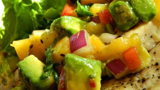 Photo of Peach Avocado Salsa by *Sherri*
