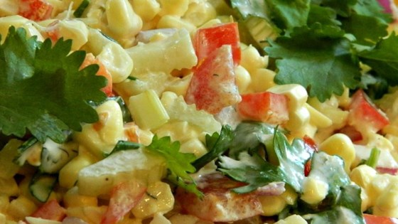 Photo of Confetti Corn Salad by MECTE