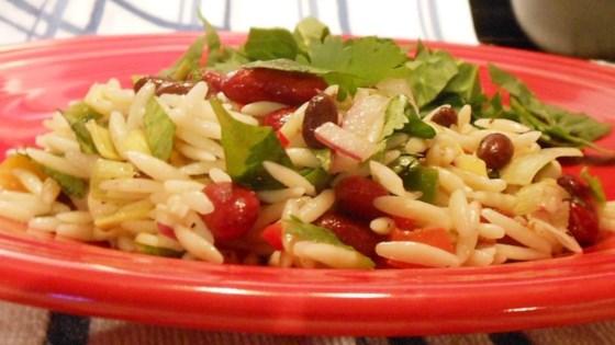 Mexican Orzo Salad