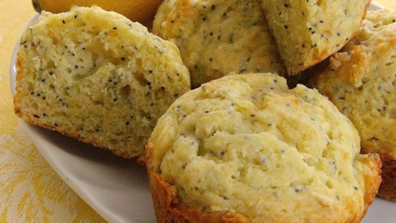 Photo of Babs' Lemon Poppy Seed Muffins by Barbara