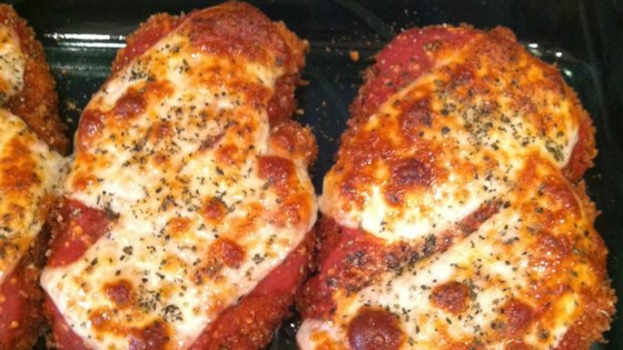 Chicken parmesan recipe allrecipes home recipes world cuisine european italian photo of chicken parmesan by chef john forumfinder Choice Image