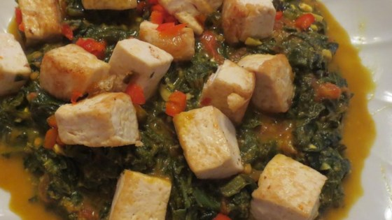 Photo of Palak Paneer (Indian Spinach and Paneer) by International Recipes
