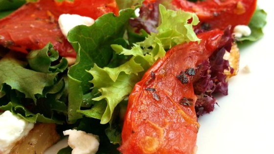 Photo of Roasted Tomato Salad by bookreader451