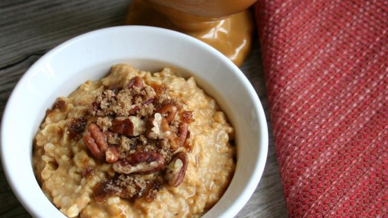 Photo of Quick Pumpkin Oatmeal by greenthumb