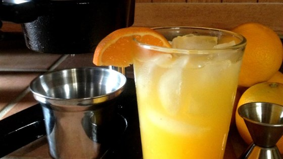 Photo of Orange Crush! Fresh Squeezed Orange and Vodka Cocktail by Coastal Roots