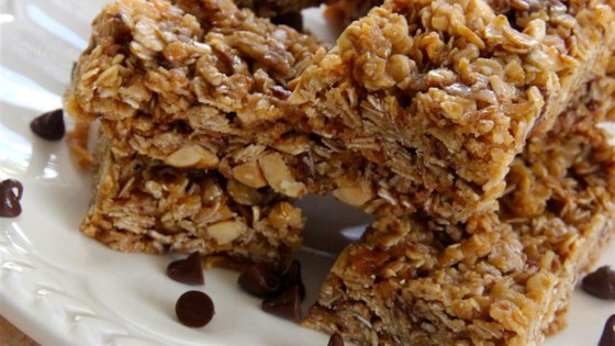 Photo of Granola Bars by Naomi Ansano