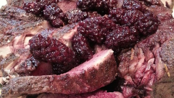 Photo of Slow Cooker Blackberry Pork Tenderloin by leeann3800