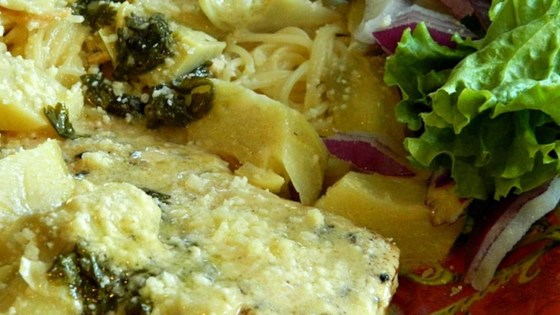 Photo of Chicken with Lemon Artichoke Sauce by shannonferger