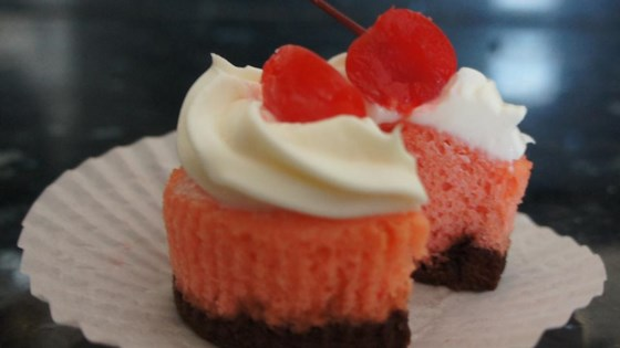 Photo of Neapolitan Cupcakes by AlyssaJS7