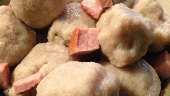 Photo of Potato Klubb (Norwegian Potato Dumplings) by Vickie Spencer