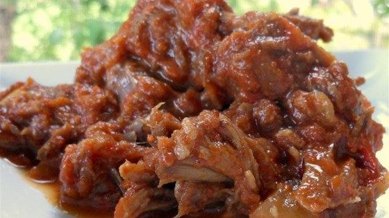 Barbeque Shredded Beef
