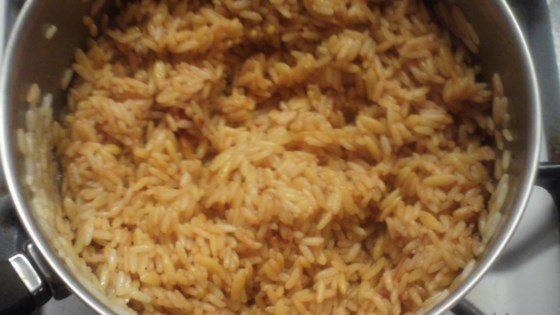 Photo of Spanish Rice Pilaf by CookingWolf