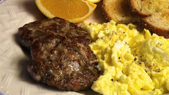 Photo of Homemade Paleo-Style Breakfast Sausage by sammyc14
