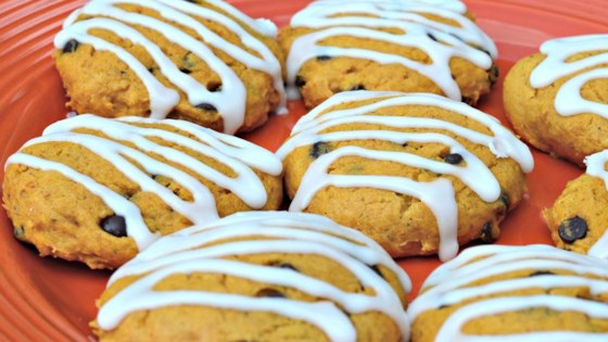 Photo of Chocolate Chip Pumpkin Spice Cookies by Lynne Vangheluwe Frantz