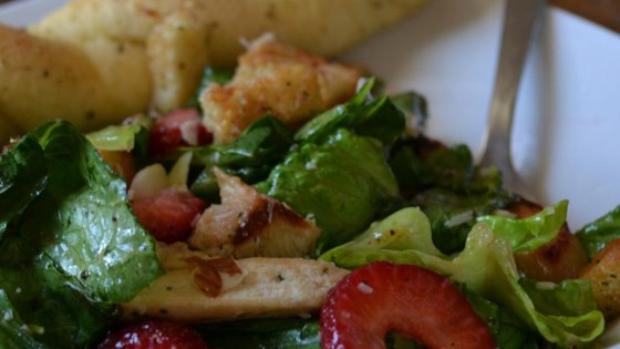 Photo of Chicken Berry Salad by KATIE MINES
