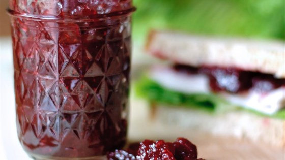 Photo of Festive Holiday Cranberry Relish by Jon Pierce