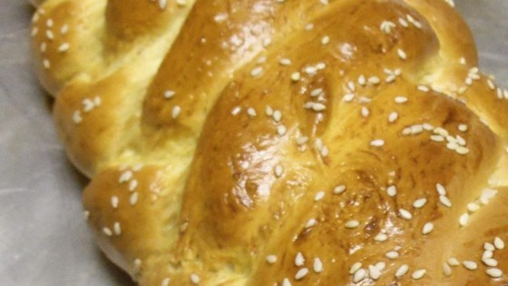 Photo of High-Altitude Challah by greeny4444