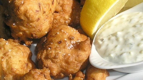 Photo of Clam Fritters by Christine Johnson