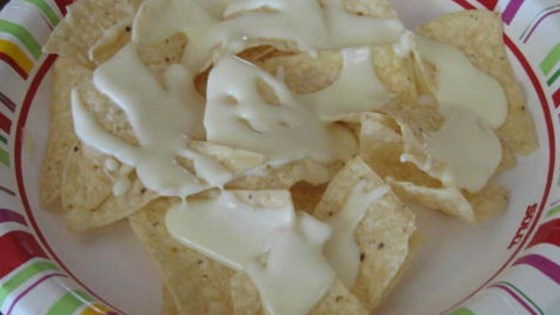 White Queso (using Monterey Jack Cheese)