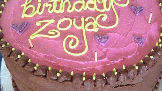 Photo of Z's Yummy Vegan Chocolate Frosting by Sharon S.
