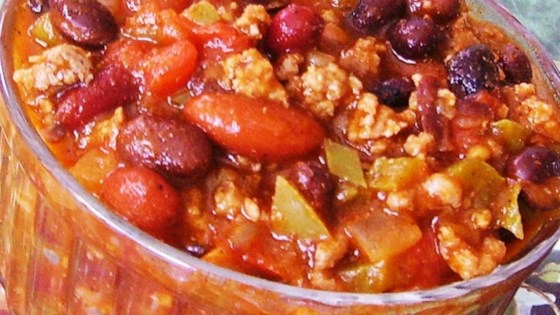 Old Mama's Fashioned Chili