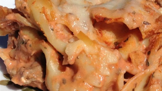 Photo of Creamy Pasta Casserole by Crystal Wold