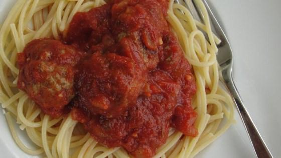 Photo of Spaghetti Sauce by COURTNEYNOONAN