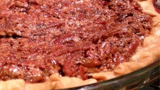 Photo of Milk Chocolate Pecan Pie by CORWYNN DARKHOLME