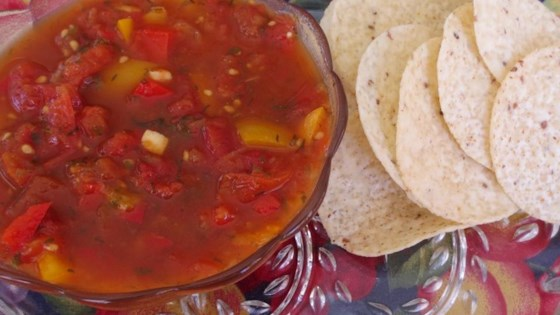 Photo of Spicy Tomato Salsa by Kim Niederreither