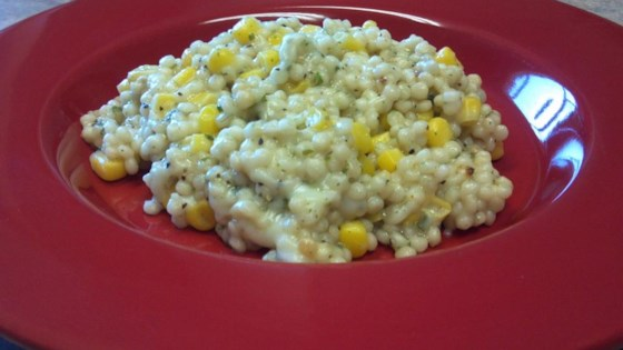 Photo of Creamy Corn Couscous by Poetisa