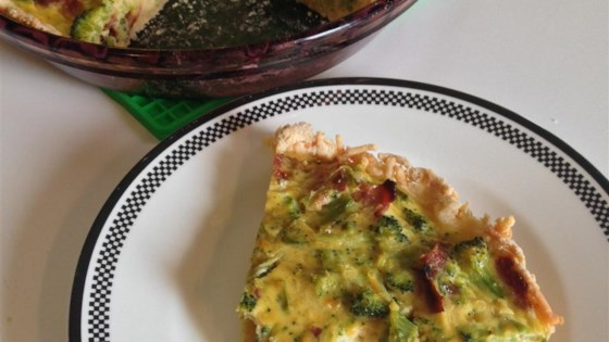 Photo of Broccoli Cheese Pie by PHLYGRL
