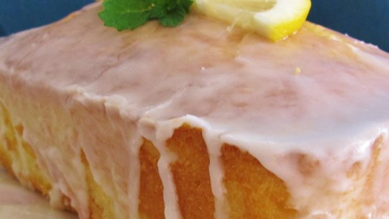 Yummy Lemon Coconut Loaf Recipe