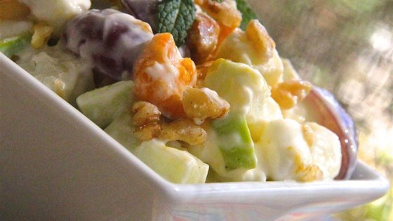 Photo of Zesty Apple Salad by Shelly