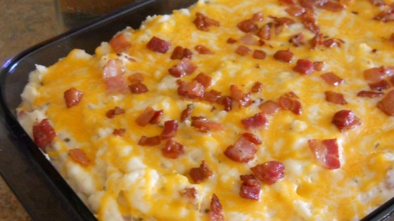 Photo of Twice Baked Potato Casserole With Bacon by Tay