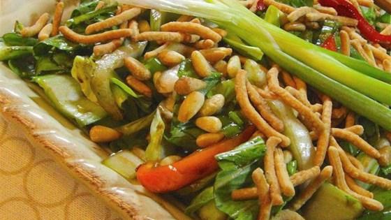 Photo of Asian Bok Choy Salad by KARALYNNN