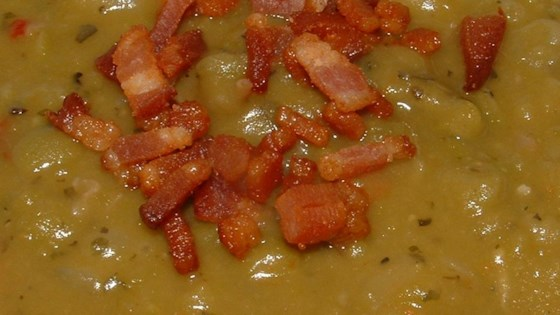 Photo of Smoked Turkey Split Pea Soup by WileyP