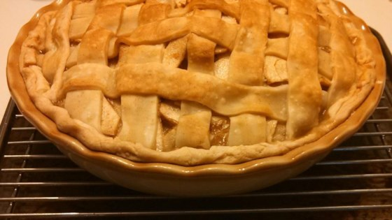 Chef John S Easy Apple Pie Recipe Allrecipes Com
