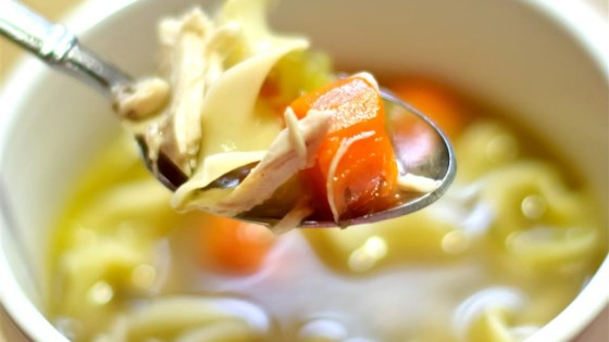 Chef Johns Homemade Chicken Noodle Soup Recipe Allrecipes