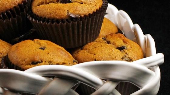 Photo of Harvest Pumpkin Cupcakes by ARGO®,  KARO®  and FLEISCHMANN'S®