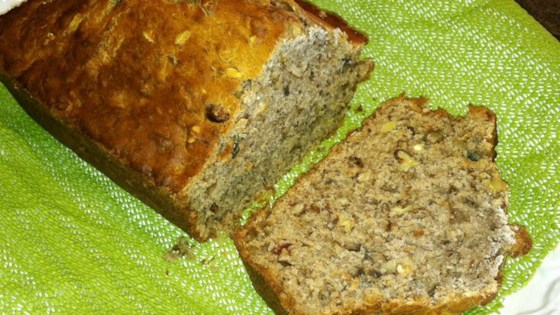 Photo of Sourdough Banana Nut Bread by Mrs. CJR