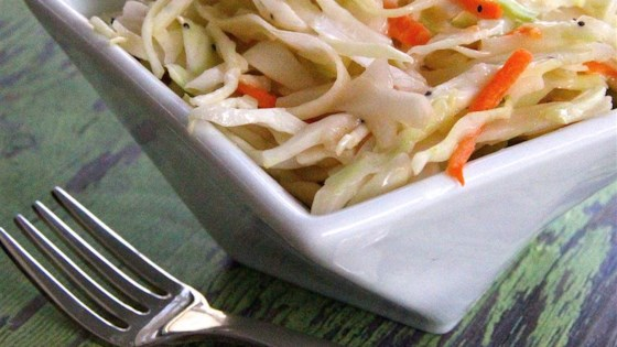 Photo of Sweet Restaurant Coleslaw by Rick Falsetta