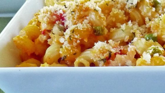 Photo of Pumpkin Lobster Mac and Cheese by ScottySauce