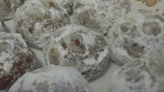 Photo of Molasses Snowballs by CRYSTAL-BEE