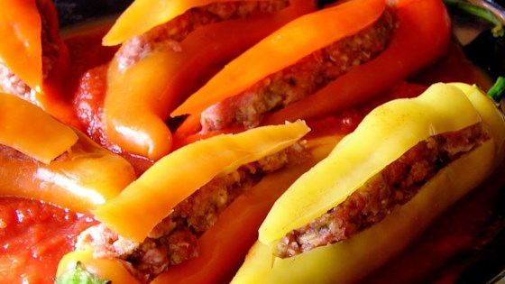 Photo of Bob's Stuffed Banana Peppers by LISAPAV